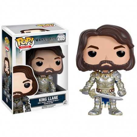 Funko POP! King Llane World...