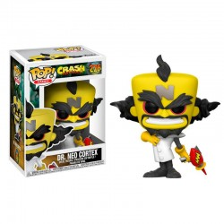 Funko POP! Crash Neo Cortex
