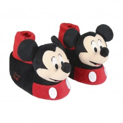 Zapatillas De Casa 3D Mickey