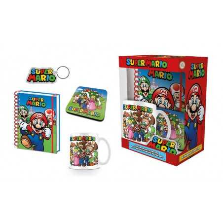 Super Mario Pack de Regalo...
