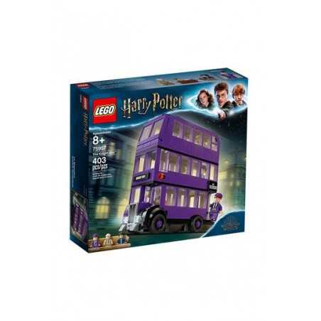 LEGO Harry Potter - Autobús...