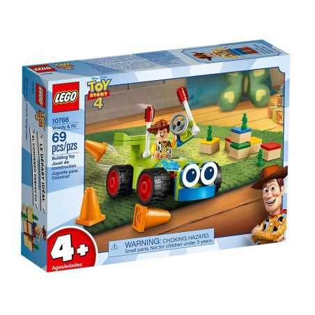 Lego Toy Story 4 Woody Y Rc