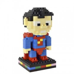 Puzzle 3D Pixo DC Superman