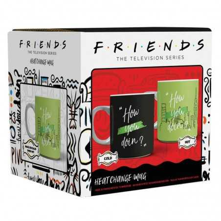 Taza Térmica Friends How...