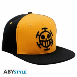 One Piece Gorra Trafalgar