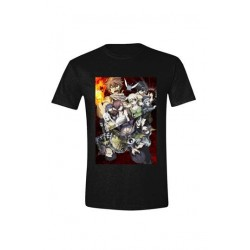 Fairy Tail Camiseta Two Sides