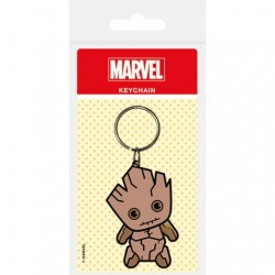 Llavero Marvel Kawaii Groot