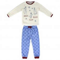 Pijama Largo Coral Fleece...