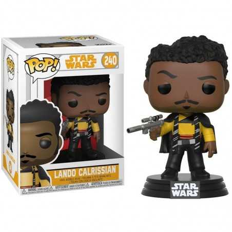 Funko POP! Star Wars Solo...