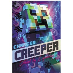 Poster Minecraft Charged...