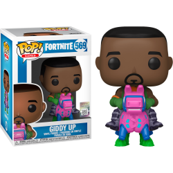 Funko POP! Fortnite Giddy...