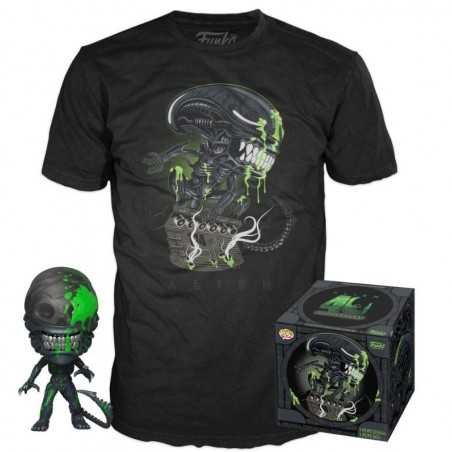 Alien POP! & Tee Set de...