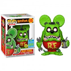 Funko POP! Rat Fink Glow...