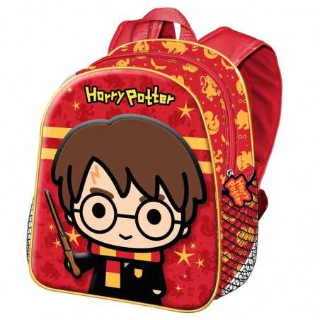 Harry Potter Mochila 3D Wand