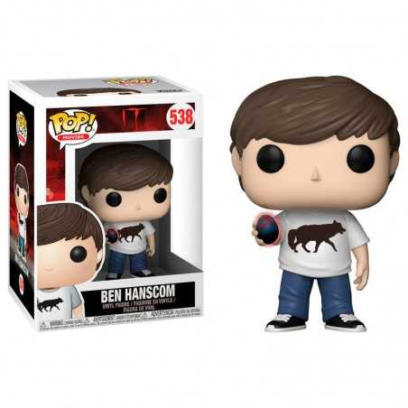 Funko POP! It Ben Hanscom...