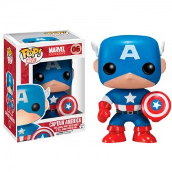 Funko POP! Marvel Capitan...