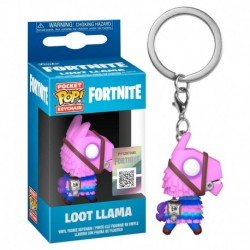 Llavero Pocket POP Fortnite...