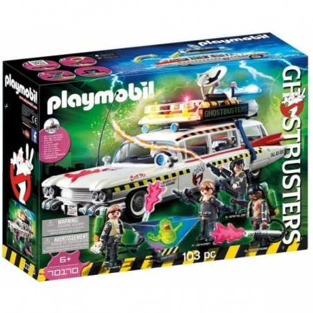 Playmobil Ghostbuster Ecto-1A
