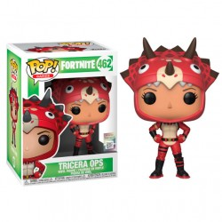 Funko POP! Fortnite Tricera...