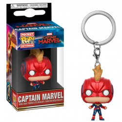 Llavero POP! Capitana Marvel