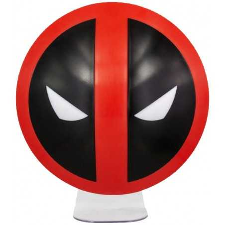 Marvel - Lámpara Logo Deadpool