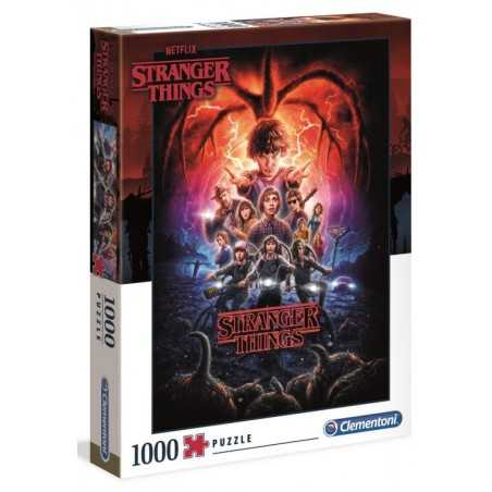 Stranger Things Puzzle Mind...