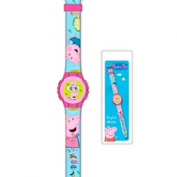 Reloj Digital Peppa Pig
