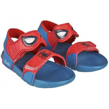 Sandalias Playa Spiderman