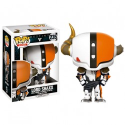 Funko POP! Destiny Lord Shaxx