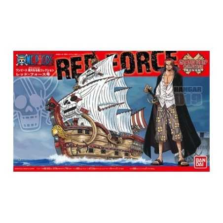 Figura Barco Red Force...
