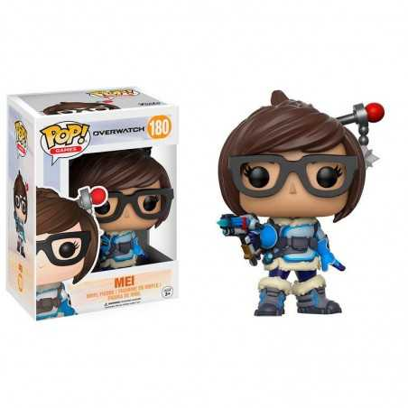 Funko POP! Overwatch Mei