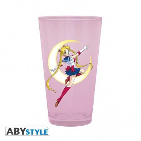 Sailor Moon Vaso Largo